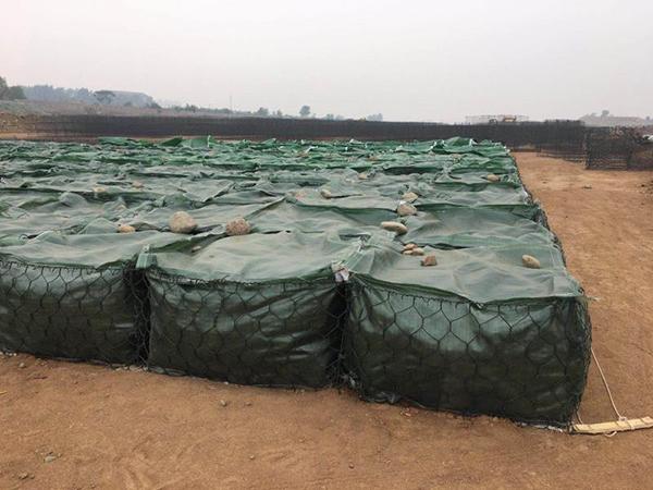 土工石笼袋